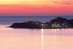 Sunset at Talamone. Meraviglioso