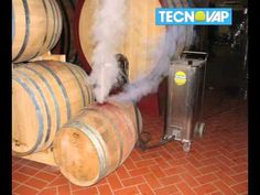Wine Barrel #Cleaning Solutions made easier with Tecnovap Bacchus industrial steam cleaning machines.     5 benefits of Tecnovap's #wine #barrel cleaning system using steam include:  - Kills Brettanomyces  - Reduces risk of spoilt/contaminated wine  - Reduces water usage by 90%  - Increases wine barrel life investment by up to 25%  - Natural cleaning/disinfectant process    For more information, visit www.winebarrelcleaning.com.au Bacchus Wine, Steam Cleaning Machine, Wine Country Gift Baskets, Wine Auctions, Wine Bottle Labels, Natural Cleaning Products, Wine Gifts, Barrel, Mugs