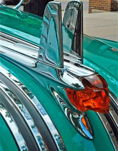Dark Roasted Blend: Awesome Car Hood Ornaments, Part Two