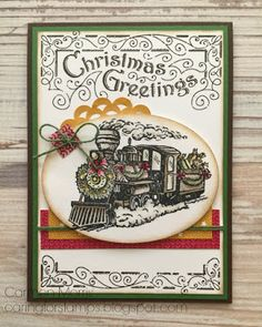 Caring for Stamps: Aftellen naar de Herfst/Winter Catalogus #18: Stampin' Up! ~ Christmas Magic