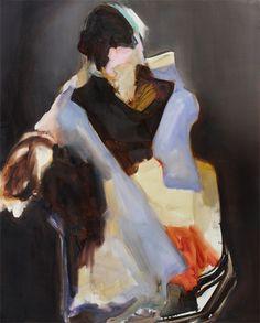 Artist painter Liza Lacroix
