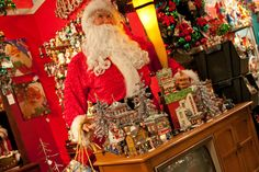 Miss Cayce's Christmas Store - Midland, TX