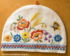 Vintage Tea Cosy from the Collection of Jillian Bath