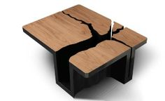 Dylan Gold Stink Table