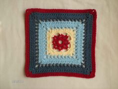 Ravelry: Manny Ann's Square pattern by Kimberly Biberstein