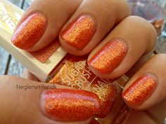 Isadora - Coral Crush textur polish