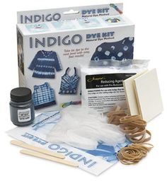 Dick Blick Mini Indigo Dye Kit