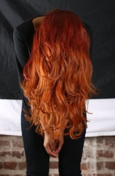 Love this color! Are you looking for ginger hair color styles? See our collection full of ginger hair color styles and get inspired!