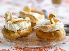 Sweet Cookies, Sweet Treats, Belgium Food, Travel Belgium, Eclairs, Group Meals, Recipe Images, High Tea, Creme