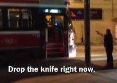 Toronto Police Shoot Sammy Yatim TTC