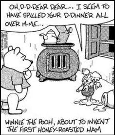 Twisted dark yummy humor! I'm hungry.