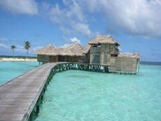 """""""Robinson Crusoe home"""" in the ultimate destination - Soneva Gili, The Maldives Robinson Crusoe, Maldives, Spaces, Outdoor Decor, Home, The Maldives, Ad Home, Homes, Haus"""