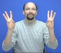 A sign language is a complete and comprehensive language of its own. Sign language also has a set of grammar rules to go by. This language is mainly used by p English Sign Language, Sign Language Phrases, Sign Language Alphabet, Sign Language Interpreter, British Sign Language, Teaching Emotions, Learning Asl, Asl Words, Learn Asl Online