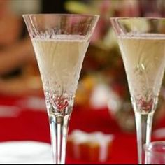 The Champagne Cocktail on BigOven: for  Valentines Day or any special occasion.