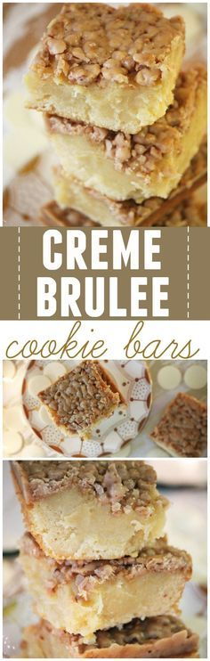 You guys are probably going to think I'm crazy (which wouldn't be entirely false) but I really don't care for creme brûlée. I know, I know- put me on the next bus to the nuthouse. I have a huge sweet tooth and haven't met many desserts I didn't love, but Weight Watcher Desserts, Weight Watchers Kuchen, Mini Desserts, Easy Desserts, Delicious Desserts, Baking Recipes, Cookie Recipes, Dessert Recipes, Bar Recipes