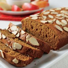 JUST-AS-SWEET-AS-HONEY CAKE. Here, a combination of agave nectar make vegan version of honey cake practically indistinguishable from the classic version. Adapted from Vegan Holiday Kitchen. Quick Bread Recipes, Healthy Recipes, Cake Recipes, Dessert Recipes, Nut Recipes, Kosher Recipes, Kosher Food, Muffin Recipes, Recipies