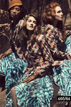 Womenswear - The African Circle Riding Blazer & Animal Print Foulard Dress