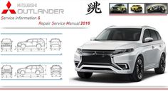 23 best mitsubishi outlander repair service manual images on outlander 2016 workshop manualinclude phev hybrid systemido9908 fandeluxe Gallery
