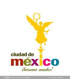Logo Ciudad de México.