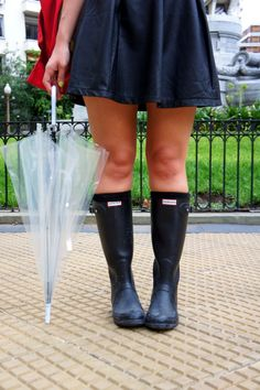 Hunter Outfit, Hunter Boots, Forever 21, Rubber Rain Boots, Shoes, Fashion, Pereira, Rain Boots, Umbrellas