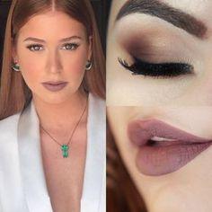 Maquiagem para Iniciantes inspirada em Marina Ruy Barbosa