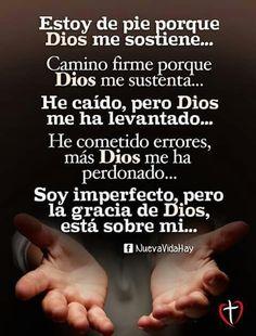 Dios me sostiene