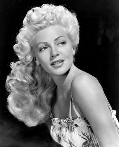 See fourteen 1940s hairstyles on some of Old Hollywood's most top actresses including Ava Gardner and Rita Hayworth. Hairstyle inspiration from these 40s stars in beautiful black and white images.