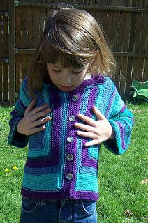 baby surprise jacket Pattern is $12 and includes baby, child and adult sizes.