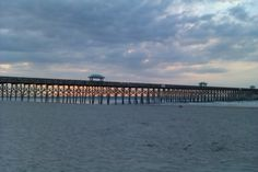 Pier Folly Beach  Charleston