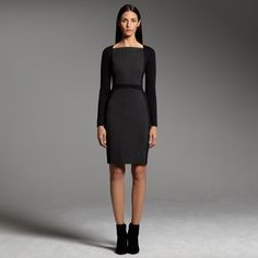 Narciso Rodriguez for DesigNation colorblock dress #Kohls. I would wear for for a girls night out. #kohlsdreamlooks