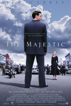 The Majestic Movie Poster - 2001