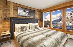 Отель с вековой историей в Швейцарских Альпах