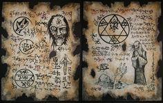 """Okuyan İnsanı Delirttiği Söylenen, Kadim Tarihin En Tehlikeli Büyü Kitabı: Necronomicon """"Okuyan İnsanı Delirttiği Söylenen, Kadim Tarihin En Tehlikeli Büyü Kitabı: Necronomicon""""  https://yoogbe.com/ilginc/okuyan-insani-delirttigi-soylenen-kadim-tarihin-en-tehlikeli-buyu-kitabi-necronomicon/"""