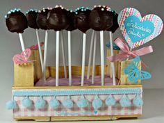 Centro de cake pops