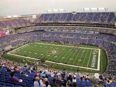 M&T; Bank Stadium