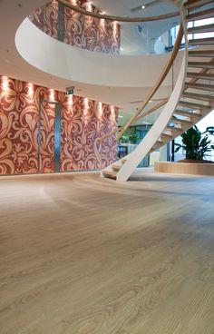 Modern pvc flooring from TFD Floortile