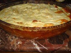 Reteta culinara Budinca din macaroane cu branza din categoria Paste. Cum sa faci Budinca din macaroane cu branza