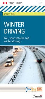 """#WinterDrivingTips: #Winterdriving can be dangerous but this handy & easy-to-read brochure """"Winter Driving"""" is full of great safety tips. It shows you what you should do to get your vehicle ready for winter like adding #snowtires, getting an emergency kit & checking your lights, brakes and battery. It also has information about the different types of winter driving conditions - like blizzards and black ice - and gives tips on how to stay in control while braking or skidding. Keep a copy of…"""