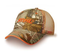 Stihl Timbersports Quot Kiss My Axe Quot Hat Cap Black
