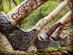 All things Viking, Celtic and Nature related Viking Axe, Viking Warrior, Viking Sword, Celtic, Battle Axe, Viking Battle, Medieval Weapons, Norse Vikings, Fantasy Weapons
