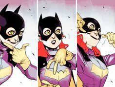 (Batgirl - Endgame 001)