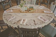 Bethany and Brad's Rustic Outdoor Florida Wedding. By Stacy Paul Photography