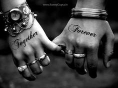 There's a Bond and a Trust that's so very Strong, That I feel it is with you I truly want to belong; A feeling of security, a safe- haven if you may, Holding your hand I wish to forever stay..!!!