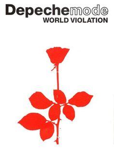 Violator tour poster