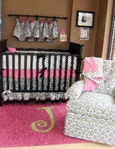 Perfect Baby Nursery Rugs, Boutique Rugs, Custom Rugs , Initial Monogram Rugs