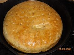 Cast Iron Focaccia Recipe