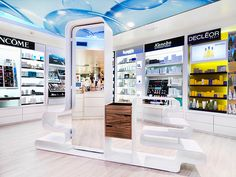 KRION® PROJECTS: ARENAL PERFUMERIAS (OURENSE)