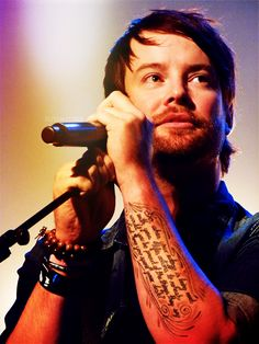 David Cook - he and his music are great blessings at my life