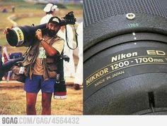 Just a Nikon camera