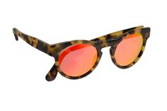 """This San Francisco company's goal is to """"make products that are beautiful and meaningful."""" A portion of the proceeds are donated to a cause (depending on the style you buy), and they've won the hearts of fashion editors and celebrities alike. Mission accomplished.  Westward Leaning sunglasses, $195, westwardleaning.com.   - HarpersBAZAAR.com"""